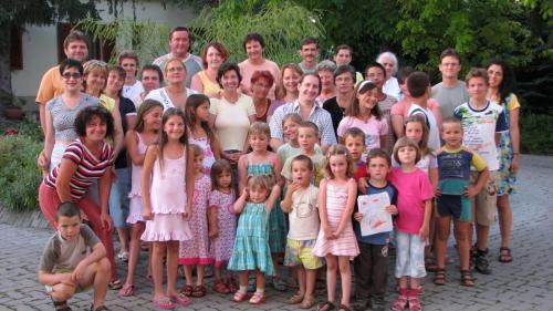 2009 családi tábor