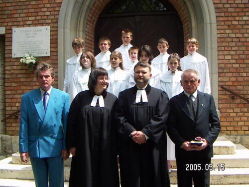 2005 Konfirmáció